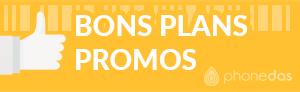 bons plans promo smartphone
