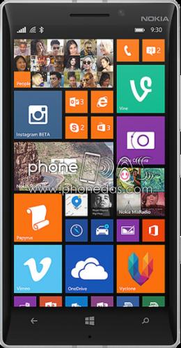 Le Nokia Lumia 830 est conçu pour une vie en mouvement. Prenez des photos  épatantes avec l'appareil photo PureView, synchronisez votre vie numérique  avec ...