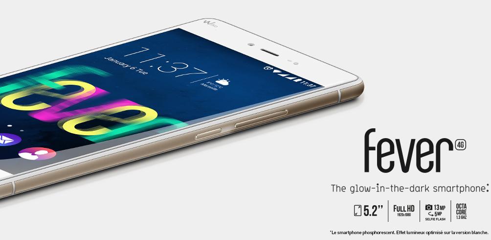 Wiko: champion des smartphones à faible DAS en 2015