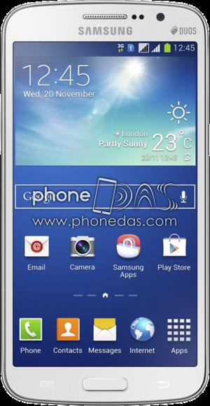 Samsung Galaxy Grand 2 Info Das Fiche Technique Prix