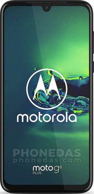 DAS du Motorola G8 Plus