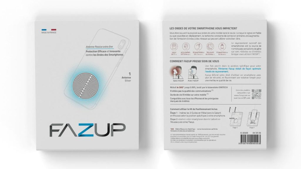 Packaging Fazup
