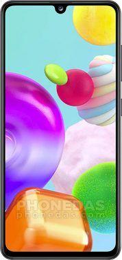 DAS du Samsung Galaxy A41