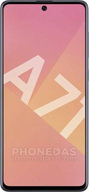DAS du Samsung Galaxy A71