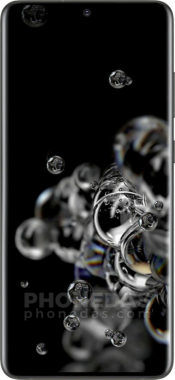 DAS du Samsung Galaxy S20 Ultra 5G
