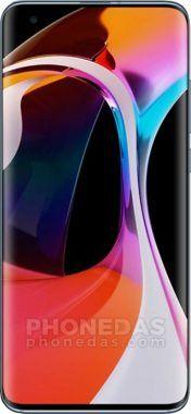 DAS du Xiaomi Mi 10