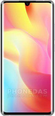 DAS du Xiaomi Mi Note 10 Lite
