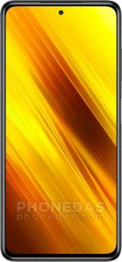 DAS du Xiaomi Poco X3